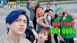 Cùng anh ViruSs - H&M Channel - Jack & K-ICM quậy tung sự kiện tại Hàn Quốc | Vlog Hàn Quốc #2