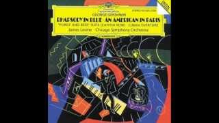 Gershwin - Rhapsody in Blue - James Levine - Chicago Symphony Orchestra