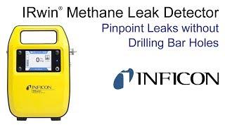 IRwin Inficon gas lekdetector