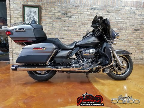 2017 Harley-Davidson Ultra Limited in Big Bend, Wisconsin - Video 1