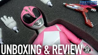 Pink Ranger 1/6 Scale Figure 3rd Party Unlicensed Ace Toyz Unboxing & Review