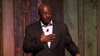 Black Panthers White Lies | Curtis Austin | TEDxOhioStateUniversity