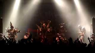 Gwar - Billy Ocean cover - Get out of My Dreams... - Columbus Newport Music Hall 100413