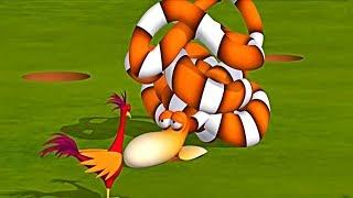 Мультики Газун | Игровая Площадка | Мультфильм для детей | Cartoons Gazoon Playground