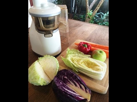 Video Best Ways To Juice Cabbage + Recipe, Ep220
