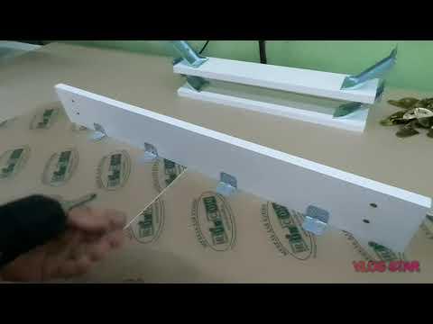 Как собрать раздвижноЙ стол РИТМ (видеоинструкция)