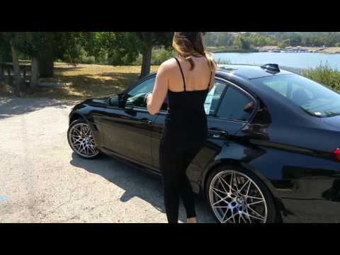 """NEW 2017 BMW M3 M Comp Package / 20"""" M Wheels / Exhaust Sound / BMW Review"""