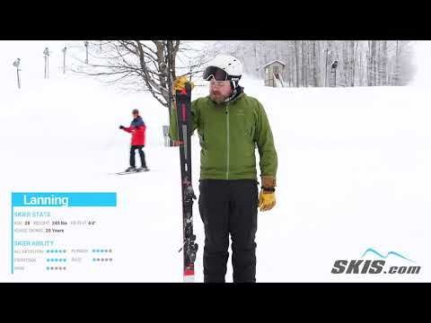 Video: Atomic Vantage 79 TI Skis 2021 13 50