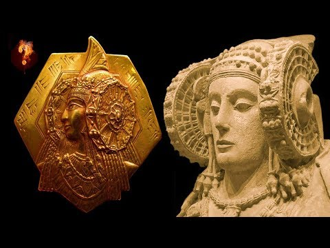 """Another Ancient """"Lady of Elche"""" Found In Utah?"""