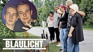 Beste Freunde bis in den Tod - Matthias (21) und Dominik (19) starben bei einem Unfall