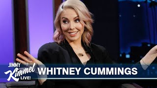 Whitney Cummings on Being Motorboated By a Fan & Losing Her Purse at Paris Hilton's Birthday Party