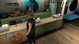 GTA 5 Online   Как да се направите невидими