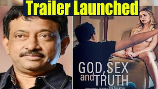 Ram Gopal Varma released the trailer of his upcoming video, God, $ex and Truth's featuring American adult star Mia Malkova. Though the movie will not hit the theatres but will be available...