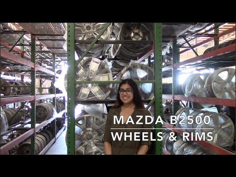Factory Original Mazda B2500 Wheels & Mazda B2500 Rims – OriginalWheels.com
