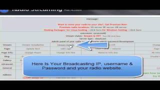 How To Get Free SHOUTcast Server Or Radio Server