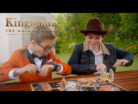 Kingsman: The Golden Circle (TV Spot 'The Official Game')
