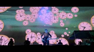 Check out this JAWDROPPING performance of Time by Roger Waters from his