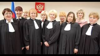 Адвокат Юрьев раздевает дуру следака в суде