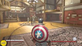 Captain America: Super Soldier Playthrough Playthrough (part 11)