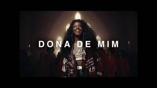 IZA - Dona De Mim (Karaokê)