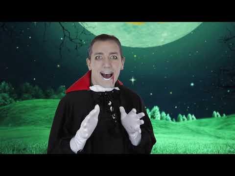 Halloween Songs 'Halloween' Head, Shoulders, Knees, and Toes (dashing up) - Childre  #Halloween 225