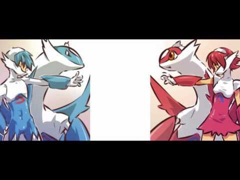 Pokemon fanfiction ash turns into a latios