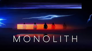 Monolith - A Darksynth Mix