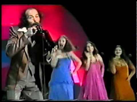Micky - Enseñame a Cantar (live) Eurovisión 1977