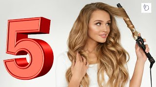 5 Best Curling Iron For Long Hair In 2020 - Best Curling Wand For Long Hair Reviews