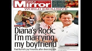 Paul Burrell I Told My Wife I Was Going To Marry A Man Then We Both Cried