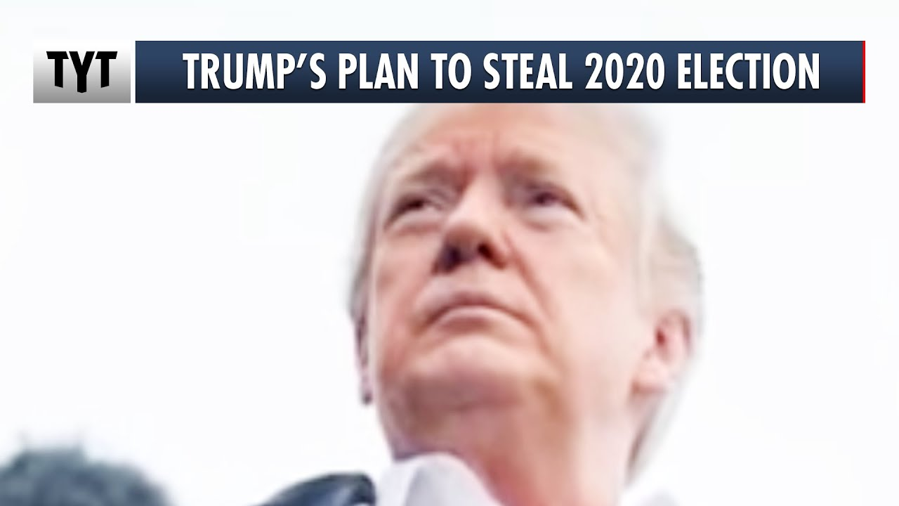 How Trump Is Trying To Steal The 2020 Election thumbnail