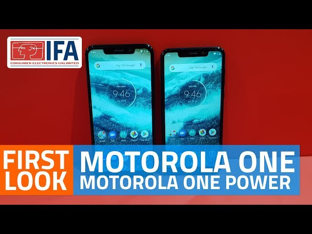 Motorola One Power India Launch Set for Today, How to Watch