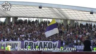 preview picture of video 'Viole Maribor 1989; MARIBOR - Domžale'