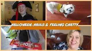 Halloween, Hauls & Feeling Chatty