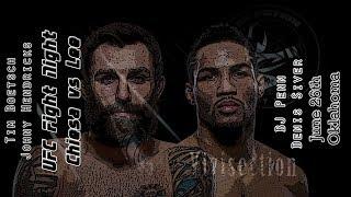 The MMA Vivisection - UFC Oklahoma City: Chiesa vs. Lee picks, odds, & analysis