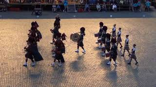 Red Hackle Pipe Band and Dancers