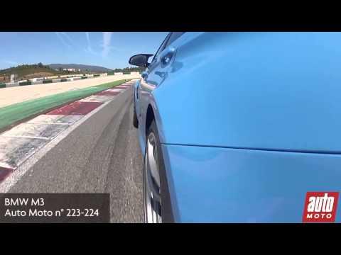 Nouvelle BMW M3 - Circuit de Portimao (Portugal)