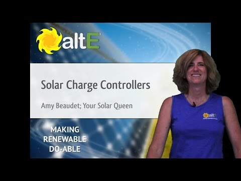 Solar Charge Controller Overview
