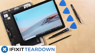 Surface Go 2 Teardown - A New Hope for Repairable Surface Tablets?