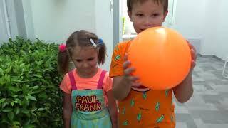 Привет сосед в реальной жизни напал на детей или Hello Neighbour catch children