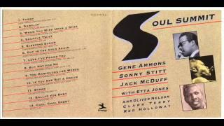 Etta Jones - Gene Ammons - But Not For Me