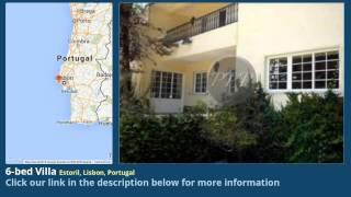 6-bed Villa For Sale In Estoril, Lisbon, Portugal On Portugueselife.biz