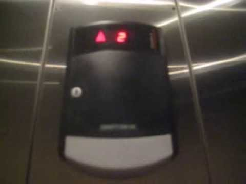 Schindler 330A Elevator @ Nordstrom Rack (State Street Location) in Chicago IL