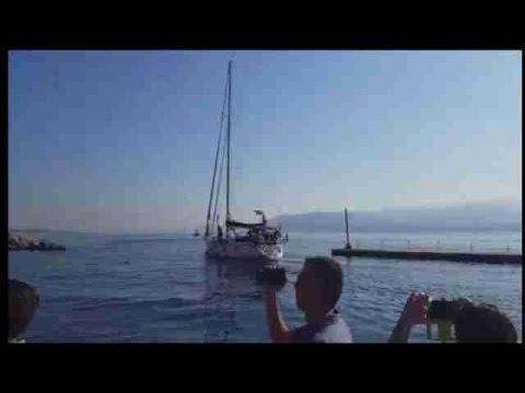 Israel intercepta el barco con activistas que intentaba llegar a Gaza