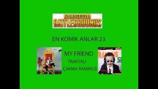 RAMMUS53 - EN KOMİK ANLAR 23 - W/ÇAKMA RAMMUS ,TRAKYALI VE MY FRİEND