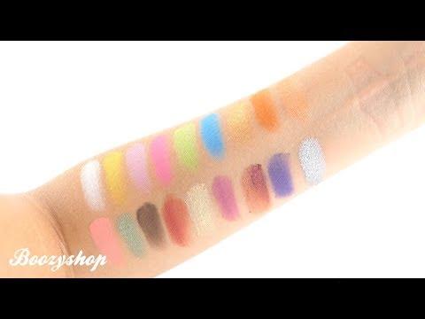 Makeup Revolution Makeup Revolution x Roxy Roxxsaurus Colour Burst Shadow Palette
