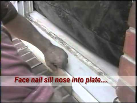 How To Rotted Window Sill Repair Kattermann S Handyman Blog
