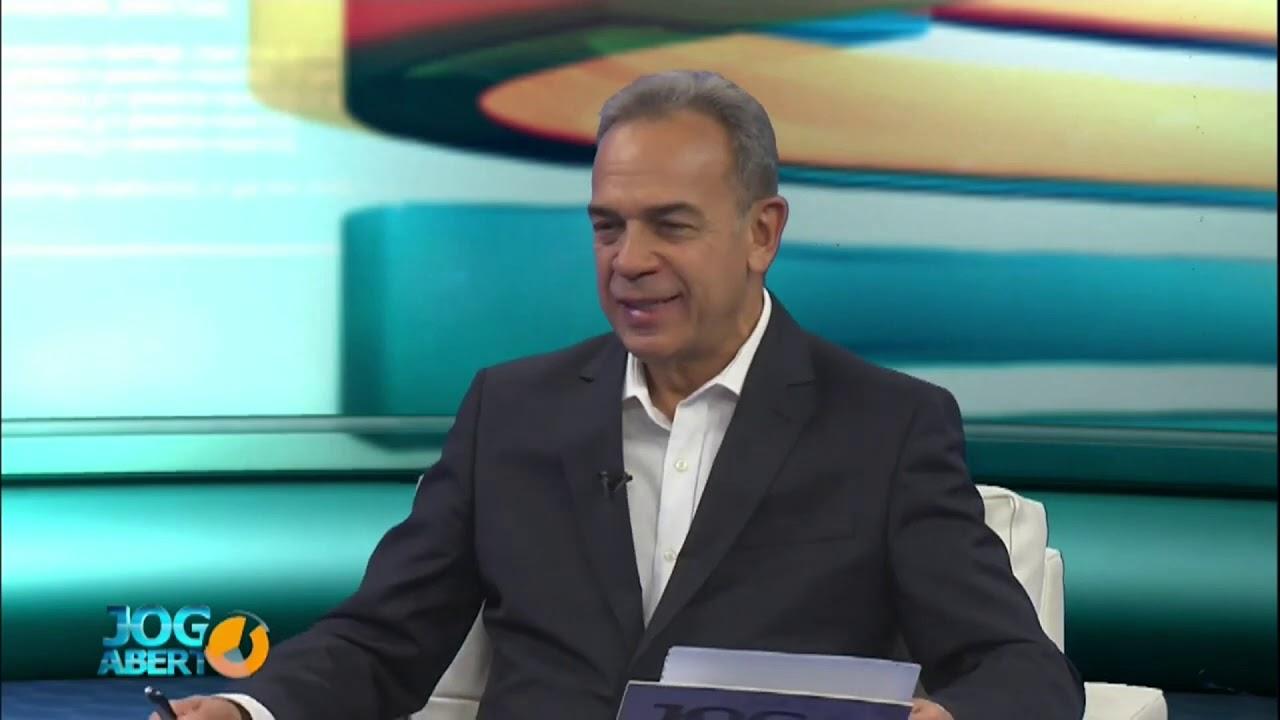 Luiz Donaduzzi em entrevista no programa Jogo Aberto - 09/03/2017