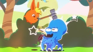 Sunny Bunnies | Video Game | COMPILATION | Cartoons for Children | WildBrain