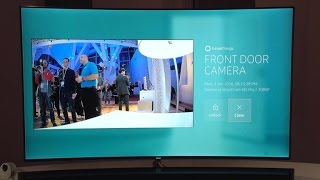 Samsung TVs can control your SmartThings